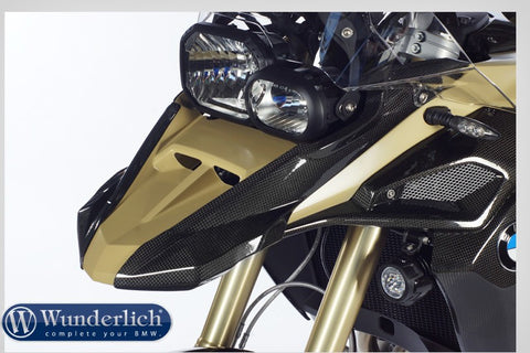 BMW F800GS Styling - Enlargement (Carbon)