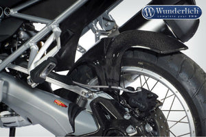 BMW R1200GS Plastics - Rear Hugger (Carbon) - Motousher