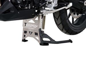 Triumph Tiger Explorer 1200 Protection - Centre Stand Plate