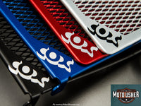 Kawasaki Ninja H2 Protection - Radiator Guard - Motousher