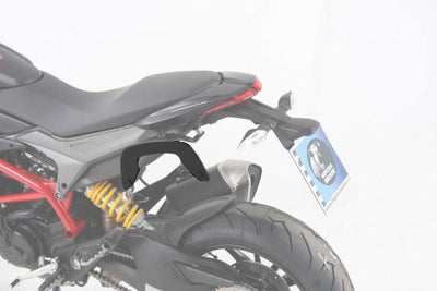 Ducati Monster 821 Sidecases Carrier - C-Bow