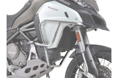 Ducati Multistrada Enduro Protection - Tank Guard (Stainless Steel)