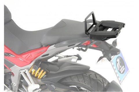 Ducati Multistrada 1200S Carrier Topcase - Fixed Hinge (Alu Rack)
