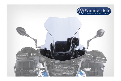 "BMW R1200GS Screen - Windscreen Ergo ""Marathon Sprint"" (H:530mm)"