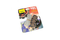 Harley Davidson Super low Brake Pads - EBC Brakes.