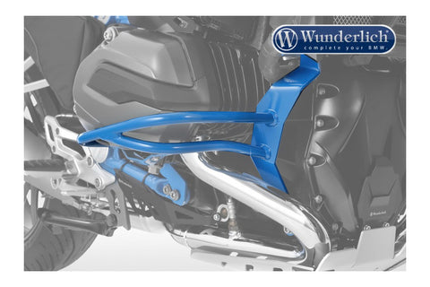 "BMW R1200GS Protection - Engine Crash Bar ""Sports Style"" (Blue)"