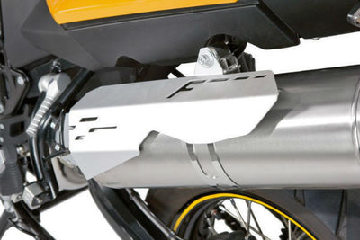 BMW F800GS Protection - Exhaust Heat Shield