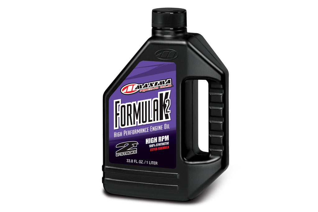 Two Stroke Oils :- Fully Synthetic 'Formula K2'