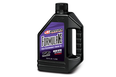 Two Stroke Oils :- Fully Synthetic 'Formula K2' (Maxima Racing)