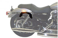 Harley-Davison Fat Boy Sidecases Carrier - C-Bow.