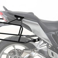 "Honda VFR 1200F Sidecases Carrier - Quick Release ""Lock It""."