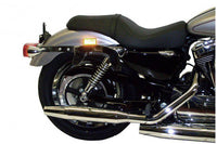 Harley-Davidson XL 1200 Custom Side Carrier- C-Bow