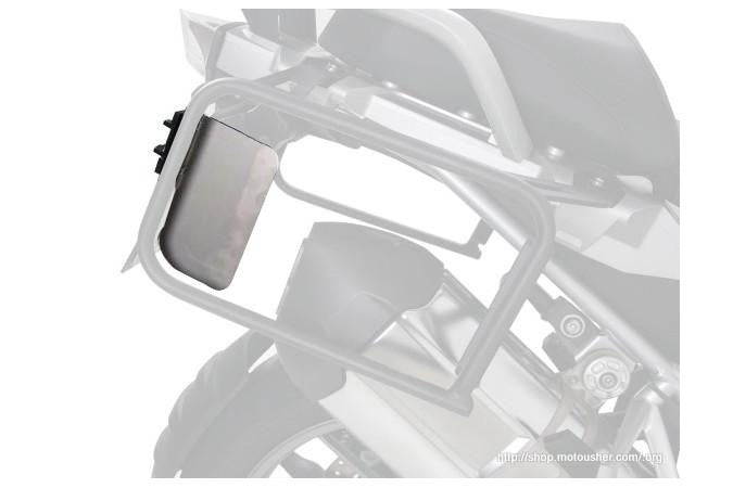 BMW R1200GS Protection - Heat protection