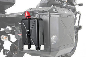 Fuel container 2L with brackets - Motousher