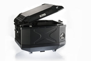 Top case 45L Xplorer - Black - Motousher