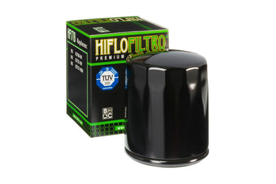 Kawasaki Er6n Spares - Oil Filter by HI FLO