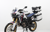 Honda Africa Twin Carrier - Sidecarrier Lock it