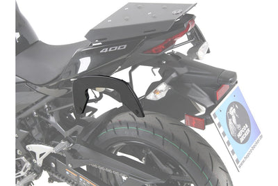 Kawasaki Ninja 400 Carrier - C-Bow Side case carrier