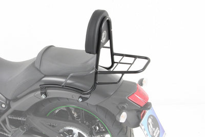 Kawasaki Vulcan S Ergonomics - Backrest (with Small Carrier)