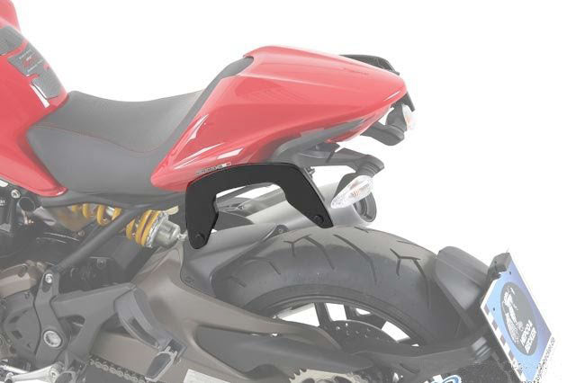 Kawasaki Z 250 Sidecases Carrier - C-Bow.