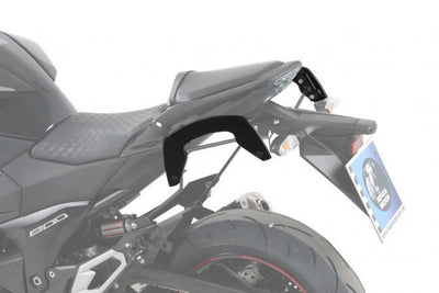 Kawasaki Z800 Sidecases Carrier - C-Bow
