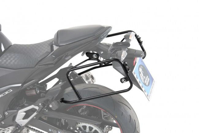 Kawasaki Z800 Sidecases Carrier - Quick Release