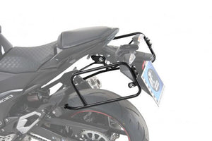 "Kawasaki Z800 Sidecases Carrier - Quick Release ""Lock It"""
