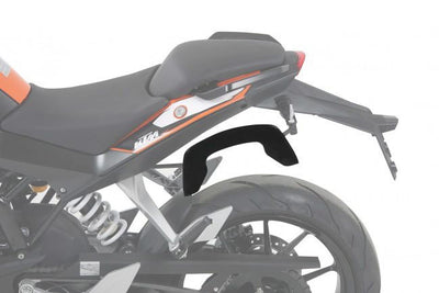 KTM 200 Duke Sidecases Carrier - C-Bow