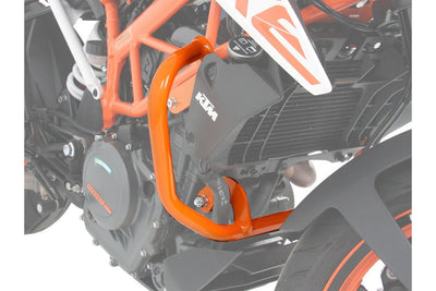 KTM 390 Duke Protection - Engine Guard (Orange)