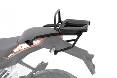 KTM Duke 200 Topcase carrier - Fixed Hinge (Alu Rack)