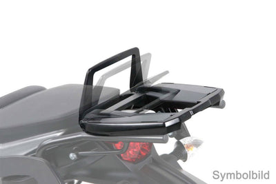 KTM Duke 200 Topcase carrier - Movable Hinge (Easy Rack)