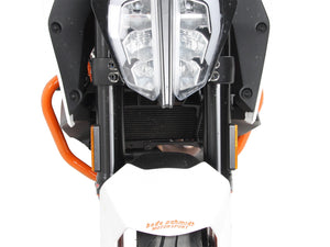 KTM 390 Duke Protection - Engine Guard (Orange).