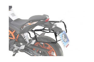 KTM 390 Duke Sidecases Carrier - Permanent Mounted.