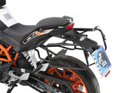 KTM 390 Duke Sidecases Carrier - Permanent Mounted