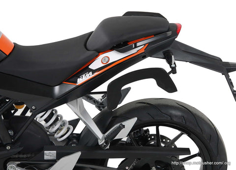 KTM 200 RC Sidecases Carrier - C-Bow