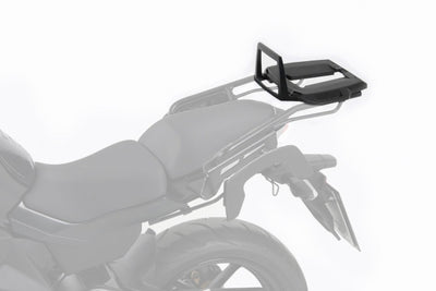 Kawasaki ER 6n Topcase carrier - Fixed Hinge (Alu Rack)