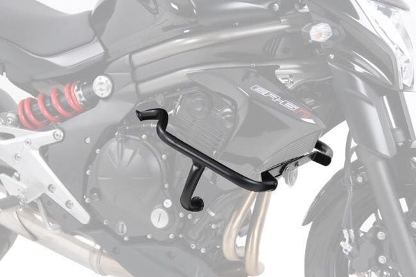 Kawasaki ER6n Protection - Engine Guard - Motousher