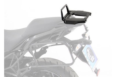 Kawasaki Versys 650 Carrier Topcase - Fixed Hinge (Alu Rack)