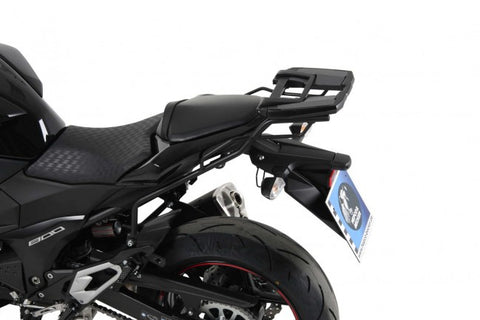 Kawasaki Z800 Topcase carrier - Movable Hinge (Easy Rack)
