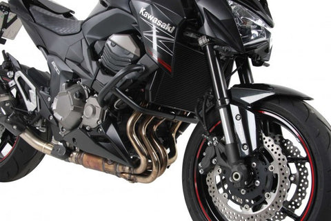 Kawasaki Z800 Protection - Engine Guard