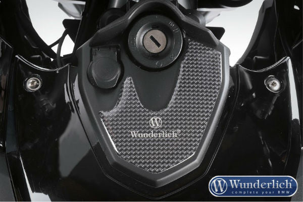 BMW F800GS Styling - Key Surround Pad - Carbon Optic