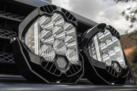 Aux LED 13000 Lumens - LP9 Sports (Pair)