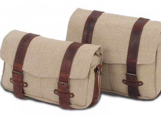 Courier bag set M/L By Hepco Becker