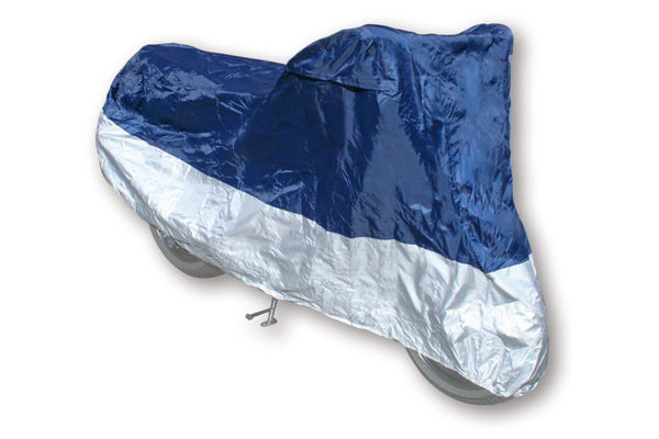 Motorcycle Cover - Outdoors.