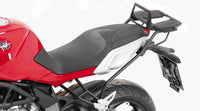 MV-AGUSTA Brutale 675 & 800 Topcase carrier - Fixed Hinge (Alu Rack).