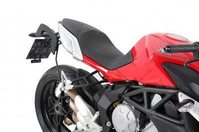MV-AGUSTA Brutale 675 & 800 Sidecases Carrier - C-Bow