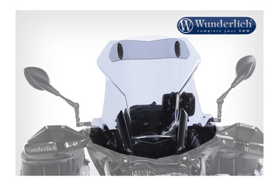 BMW R1200GS Screen - Windscreen H:530-570mm - SMK GREY