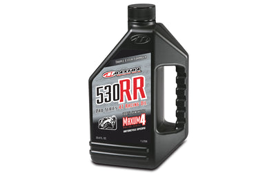 "Racing Oils :- 530RR ""Triple Esters"" Fully Synthetic"
