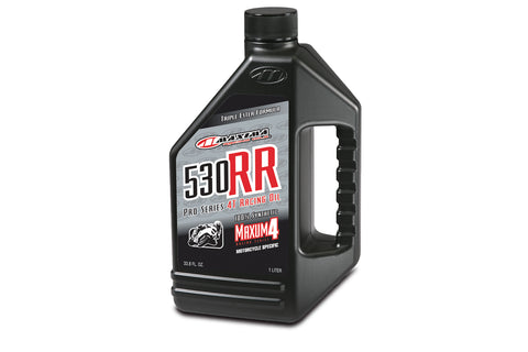 Fully Synthetic Oil :- Racing RR Triple Ester Based Motorcycle Oil