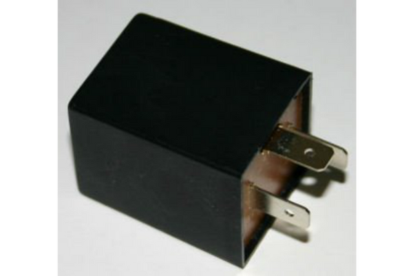 Electrical Relay - 12 V 3-Pin Flasher Relay - Motousher